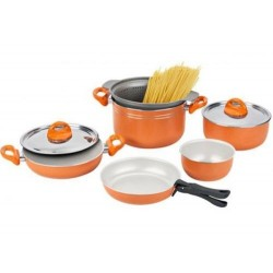 Brunner set pot. Mandarina 9