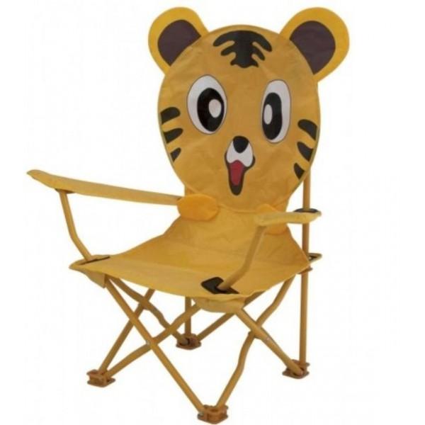 Dječja sklopiva stolica Ardeche tigar